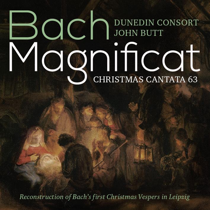 Bach Magnificat Dunedin Consort John Butt Linn 24 192 2016