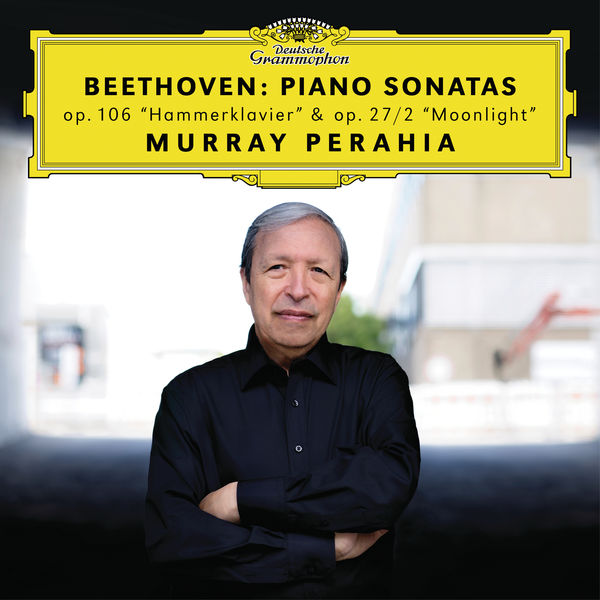 Beethoven: Sonatas No. 14 and 29 - Murray Perahia - Deutsche Grammophon 2018 24/96