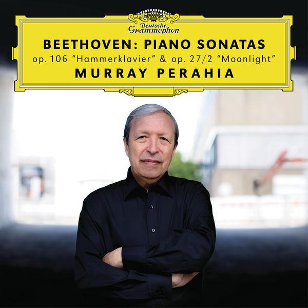 Beethoven: Sonatas No. 14 and 29 - Murray Perahia - Deutsche Grammophon 2018 24/96