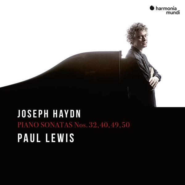Haydn Piano Sonatas Nr. 32 40 49 50 Paul Lewis Harmonia Mundi 2018 24 96