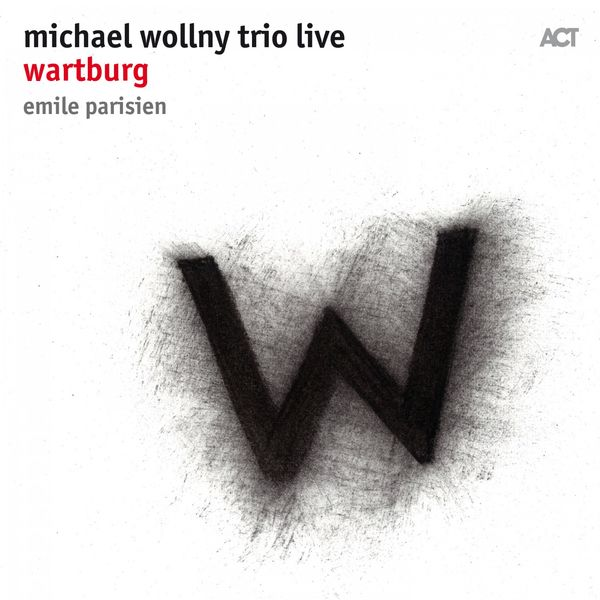 Michael Wollny Trio Live Wartburg Emile Parisien ACT 2018 24 96