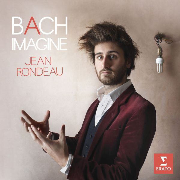 Jean Rondeau - Bach - Imagine Erato 24/96