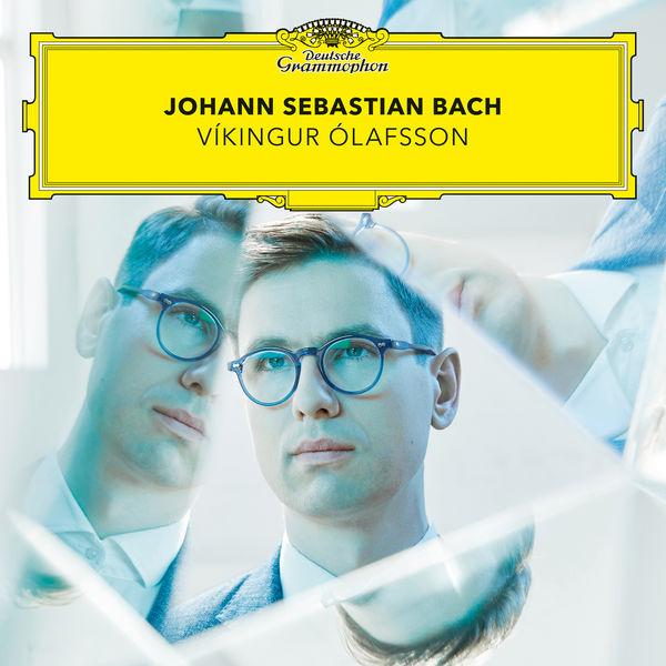 Víkingur Ólafsson Johann Sebastian Bach Vikingur Olafsson Deutsche Grammophon 2018 24/96
