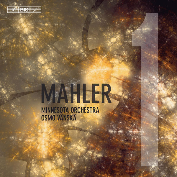 Gustav Mahler Symphony No. 1 Osmo Vänskä Minnesota Orchestra BIS 2019 24/96