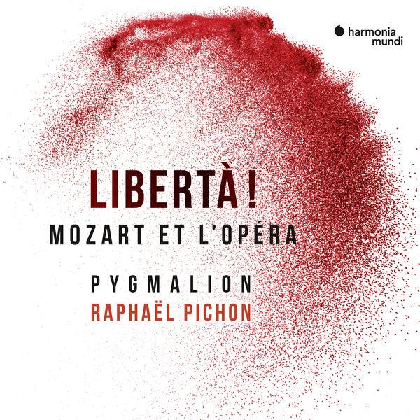 Liberta Mozart Et L'opera Raphael Pichon Pygmalion 24 96 Harmonia Mundi 2019