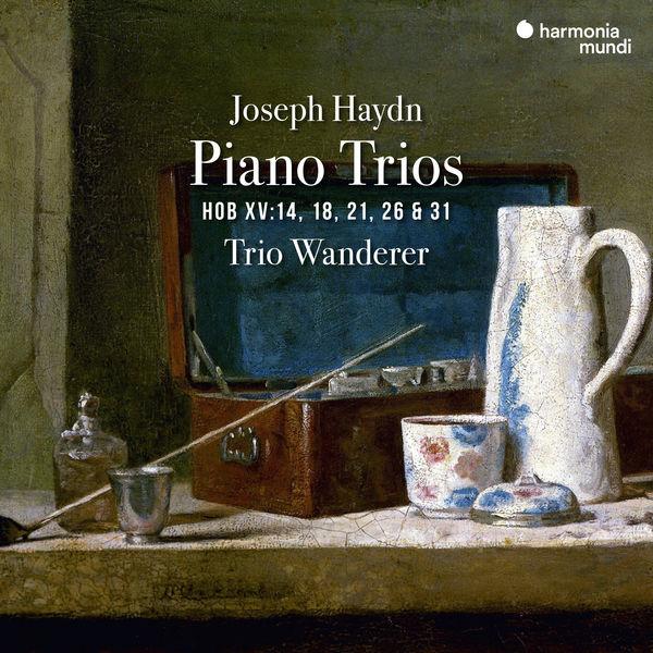 Joseph Haydn Piano trios Trio Wanderer 24 96 2019 Harmonia Mundi