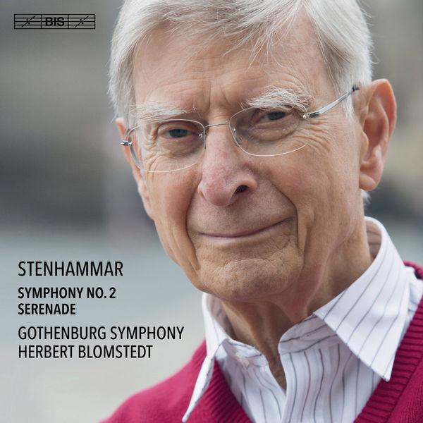 Stenhammar Symphony no. 2 serenade Gothenburg Symphony Orchestra Herbert Blomstedt BIS 2019