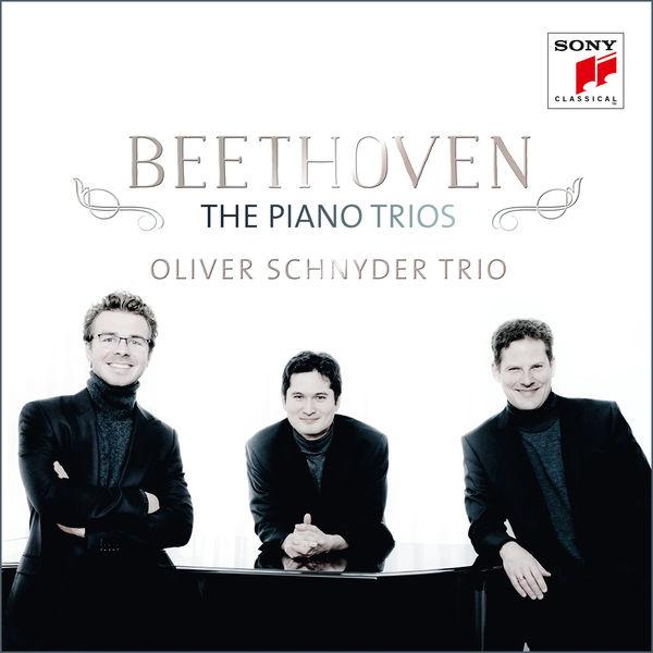 Beethoven: The Piano Trios - Oliver Schnyder Trios - 24/96 - Sony 2017