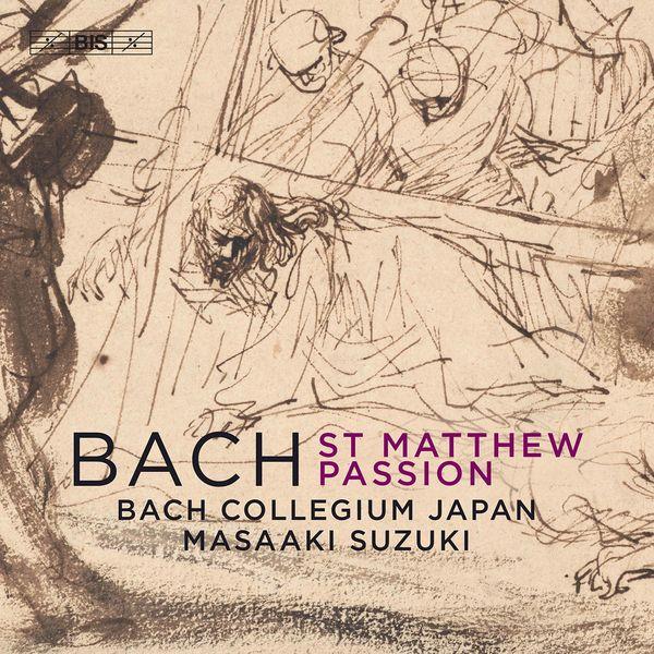 Bach: St Matthew Passion Bach Collegium Japan Masaaki Suzuki BIS 2020 24/96