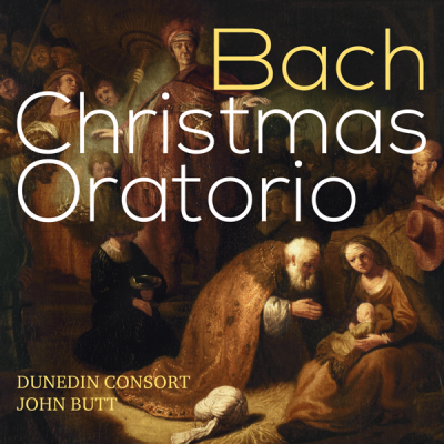 Bach: Christmas Oratorio Dunedin Consort John Butt Linn Records 2016 24 192