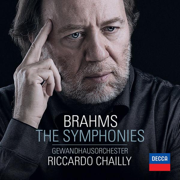 Brahms: The Symphonies Gewandhausorchester Leipzig Riccardo Chailly Decca 2013 24 96