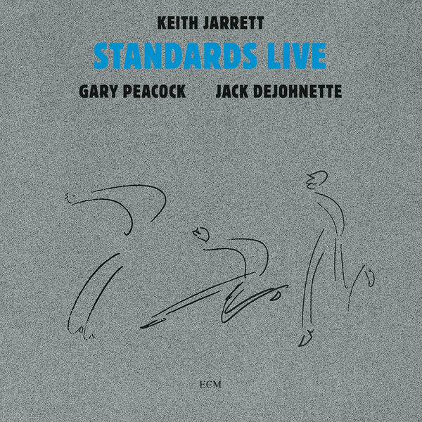 Keith Jarrett Standards Live Highresaudio DSD remaster