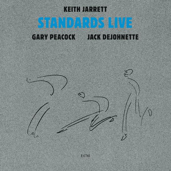 Keith Jarrett Standards Live Highresaudio DSD remaster