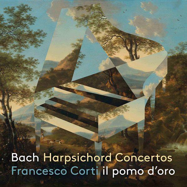 Bach: Harpsichord concertos Francesco Corti Il Pomo d'oro Pentatone 2020 24 96