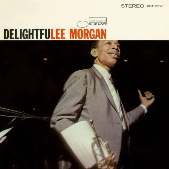 Lee Morgan Delightfulee Blue note 1966 24/96