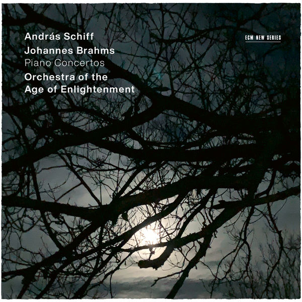 Andras Schiff Johannes Brahms Piano Concertos Orchestra of the Age of Enlightenment ECM New Series 2021 24 96